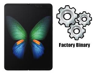 روم كومبنيشن Samsung Galaxy Fold SM-F900F