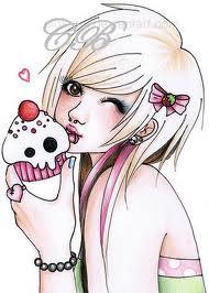 Video Game Kamu Kumpulan Gambar Emo Girl Kartun Love Lucu Banget