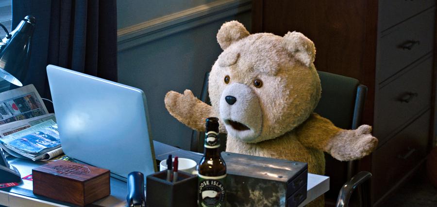 Seth MacFarlane revine la vocea inconfundabilă a ursuleţului Ted