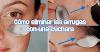 Aprende a eliminar las arrugas usando sólo una cuchara