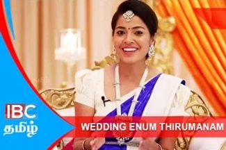 Wedding Enum Thirumanam 08-11-2017 IBC Tamil Tv