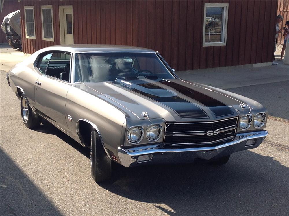 autos am ricaines blog muscle cars l gendaires 1970 chevrolet chevelle ss 454. Black Bedroom Furniture Sets. Home Design Ideas
