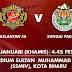 Live Streaming Kelantan vs Sungai Padi FC 24.1.2019 Friendly Match