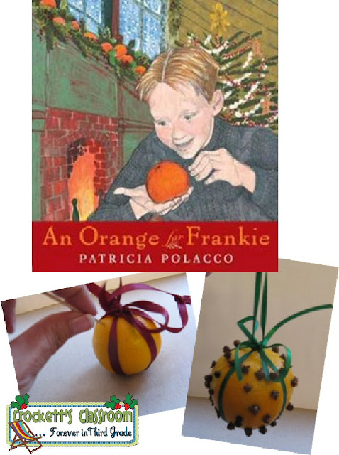 An Orange for Frankie Free Activity
