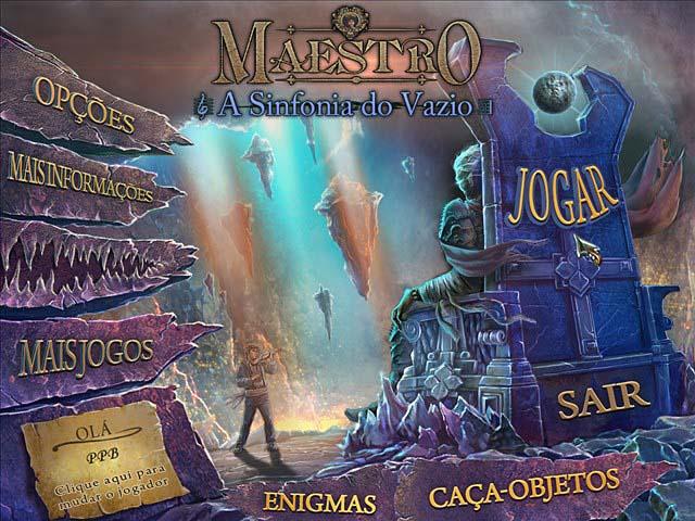 Maestro - A Sinfonia do Vazio