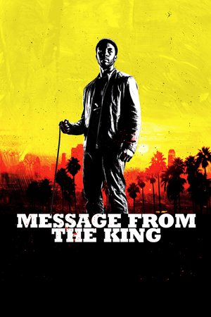 Poster Message from the King 2016