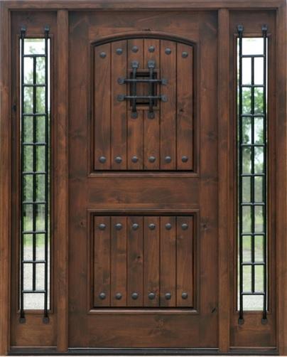 a mi manera dise os de puertas antiguas