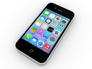 Iphone IOS turns