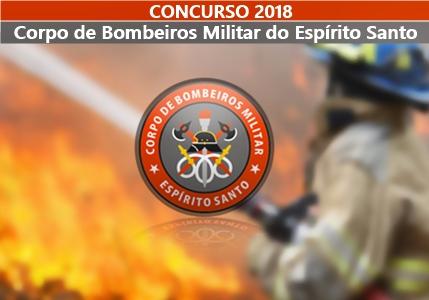 Concurso CBMES 2018
