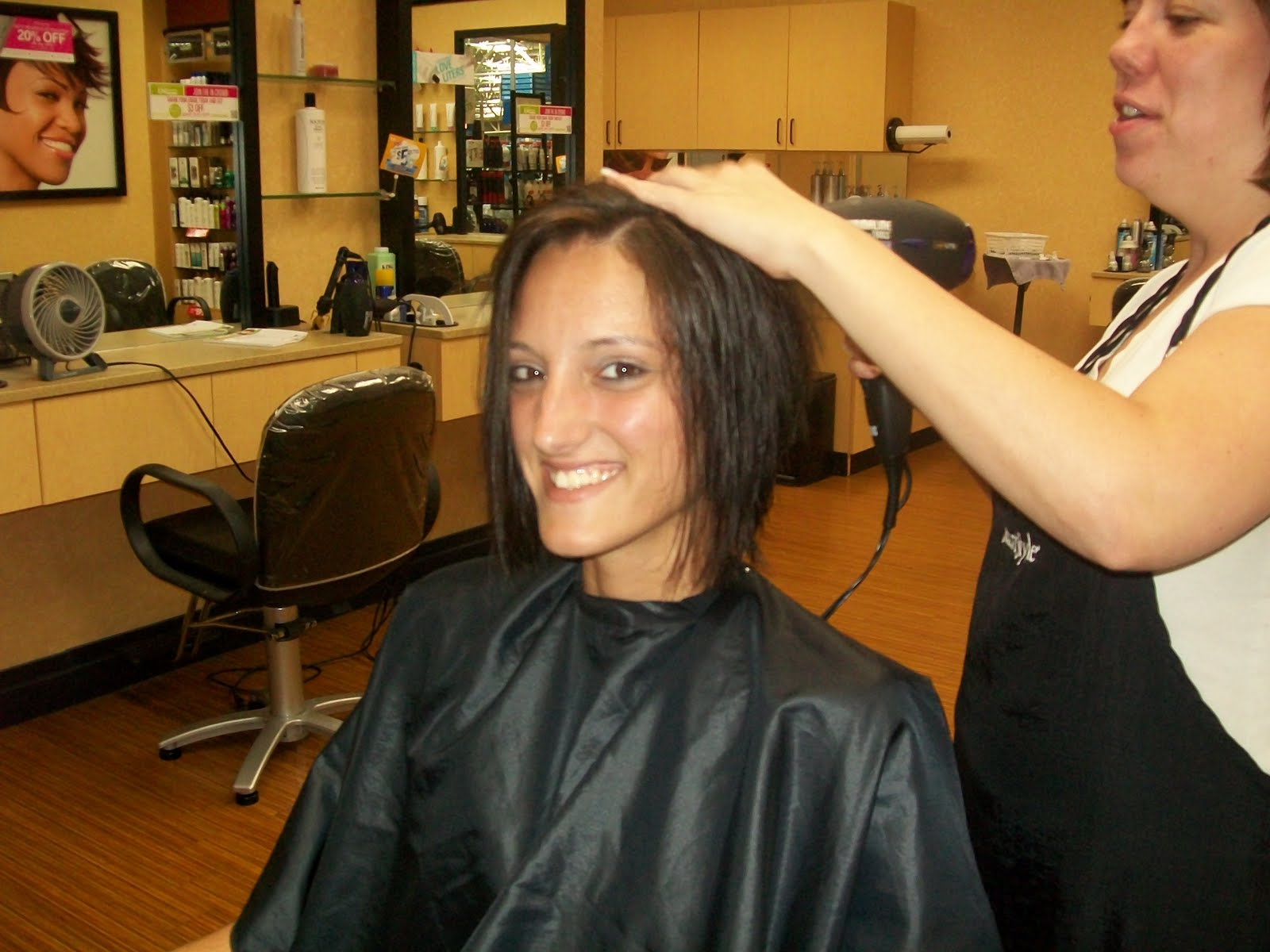 Smart Style Hair: My Three Sons And A Baby!: Smart Style Salon! The Best