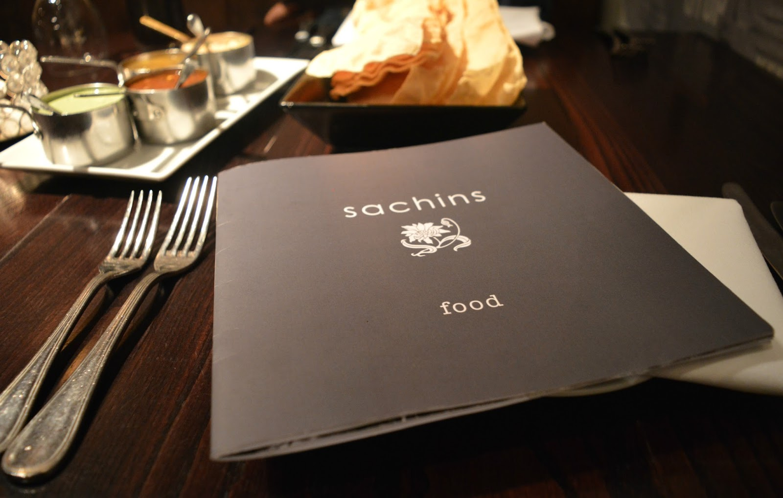 Sachins Indian Restaurant in Newcastle