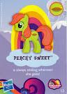My Little Pony Wave 9 Peachy Sweet Blind Bag Card
