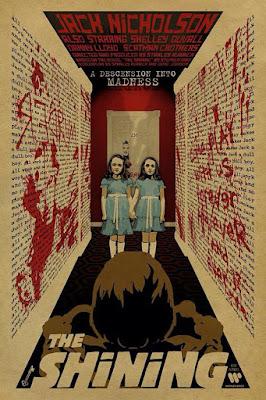 Resplandor (The Shining), (Stanley Kubrick, 1980)