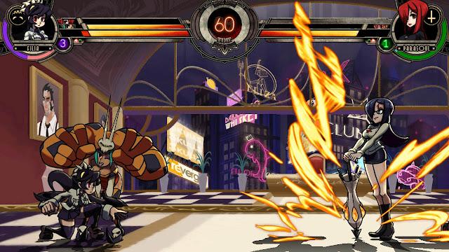 Skullgirls - PC FULL Captura 1