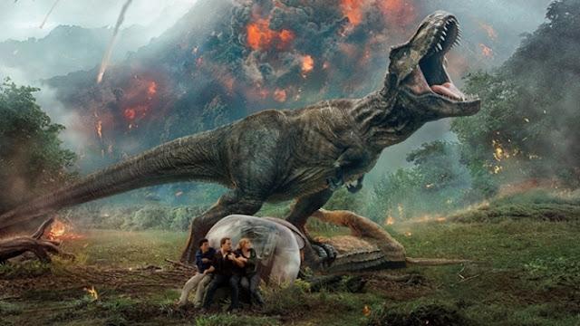 Jurassic World: Fallen Kingdom: Film Review