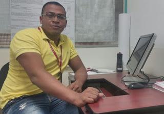 Foto: Gustavo Gómez, Estudiante de Maestría en Estadística
