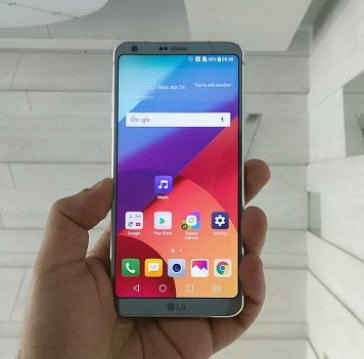 Pengalaman Menggunakan LG G6