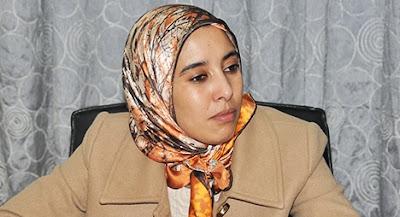اخر التسريبات أمينة ماء العينين على رأس وزارة التعليم