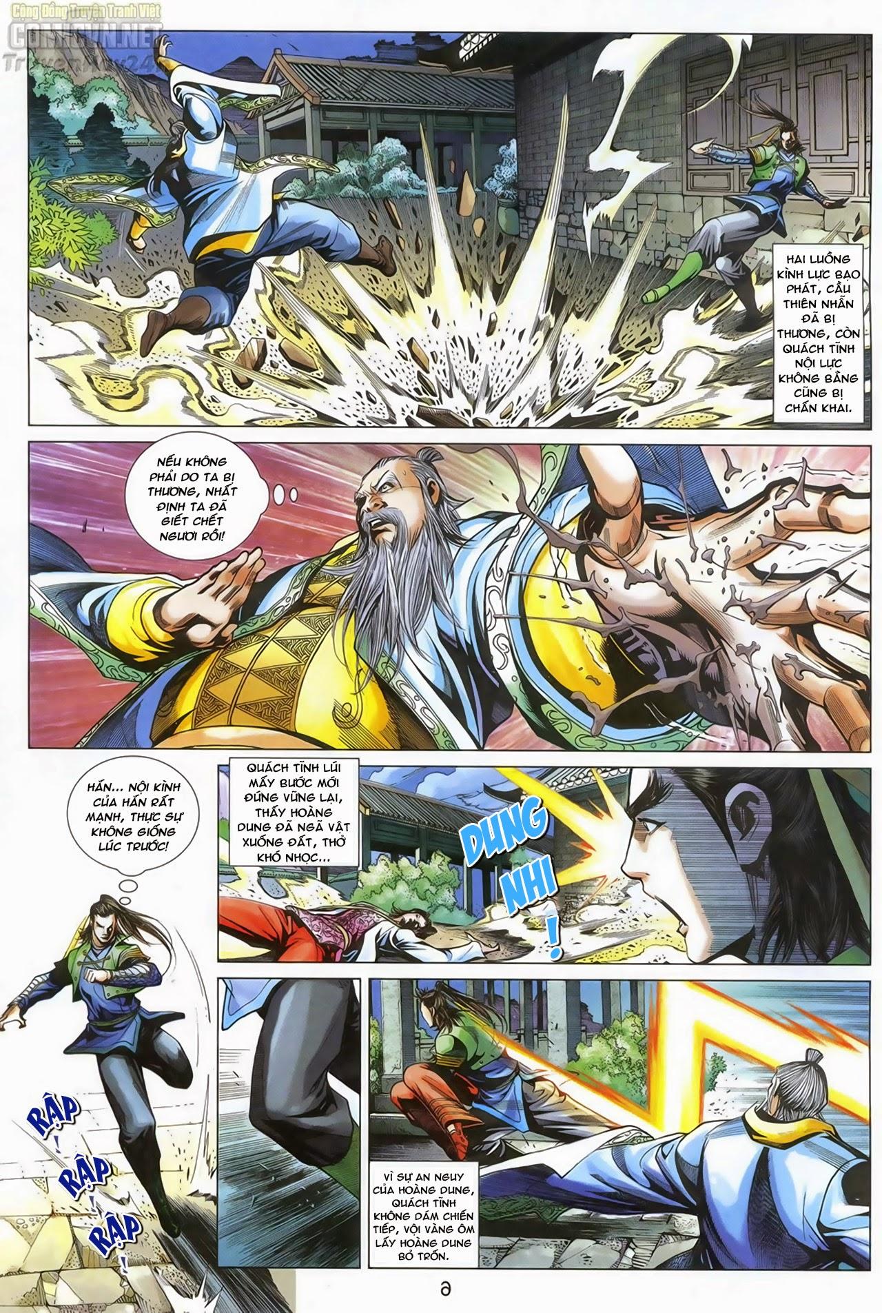 Anh Hùng Xạ Điêu anh hùng xạ đêu chap 69: hồn đoạn thiết chưởng phong trang 7