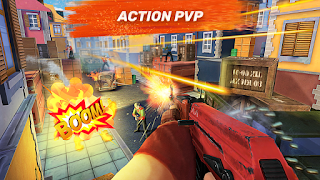Guns Of Boom Mod Apk v2.0.1 Instan Reload Hacked Terbaru