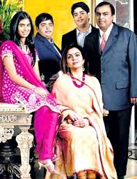 Akash Ambani Family Wife Son Daughter Father Mother Age Height Biography Profile Wedding Photos
