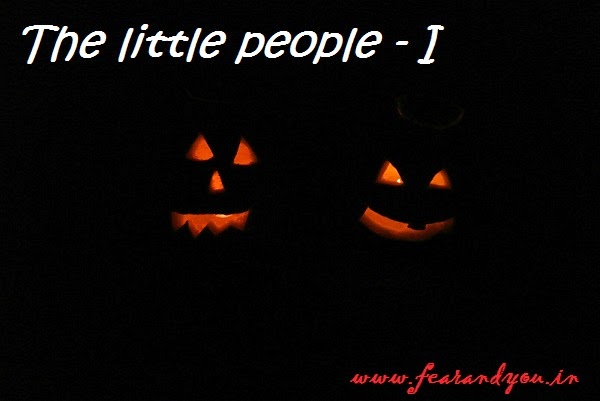 the little people- I