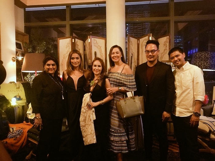 Janavi India x Marites Allen Luxe Collaboration