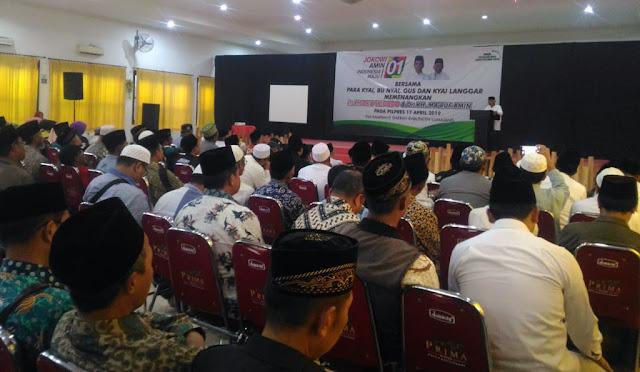 Deklarasi dukungan untuk Jokowi