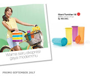 Giant Tumbler Tupperware Promo September 2017