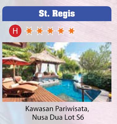 Hotel St. Regis Bali
