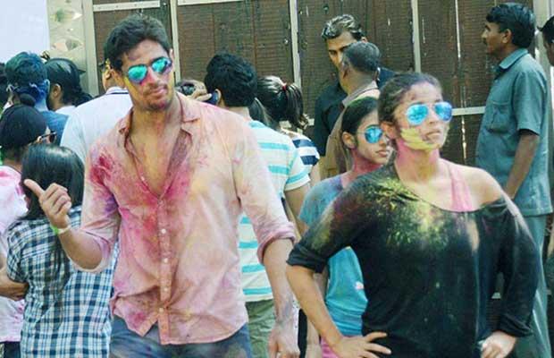 Happy Holi Celebrity Images