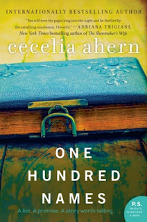 Book Review of One Hundred Names by Cecelia Ahern - Having read and enjoyed Ahern's books in the past, I was more than a little disappointed by this one. While the mystery of the 100 names is intriguing, I'm sad to say that Kitty is not.