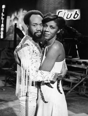 Earth Wind & Fire Maurice White and Natalie Cole In Memory