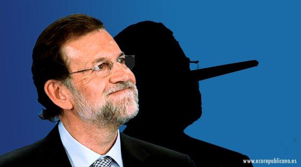 """Rajoy insiste: """"¡Hay que persistir, hay que perseverar!"""". ¡Al abismo!"""