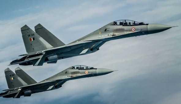 Yam Yam !!! India Kembali Akan Borong 40  Pesawat Tempur Su-30MKI dan 60 FGFA Plus TOT