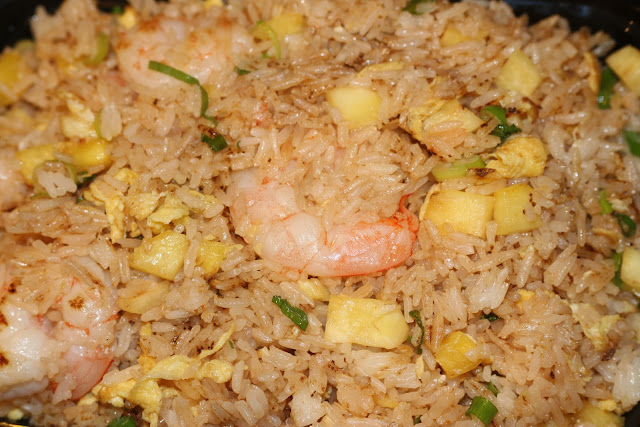 Dim Sum & Noodle - Shrimp Fried Rice