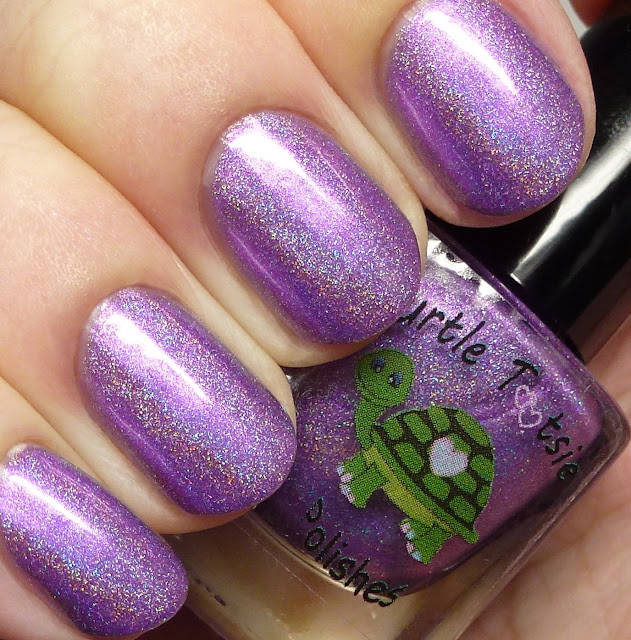 Turtle Tootsie Polishes It's My Party