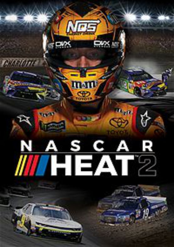 Download NASCAR Heat 2 for PC free full version