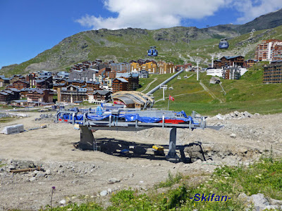 Lift Stade Val Thorens