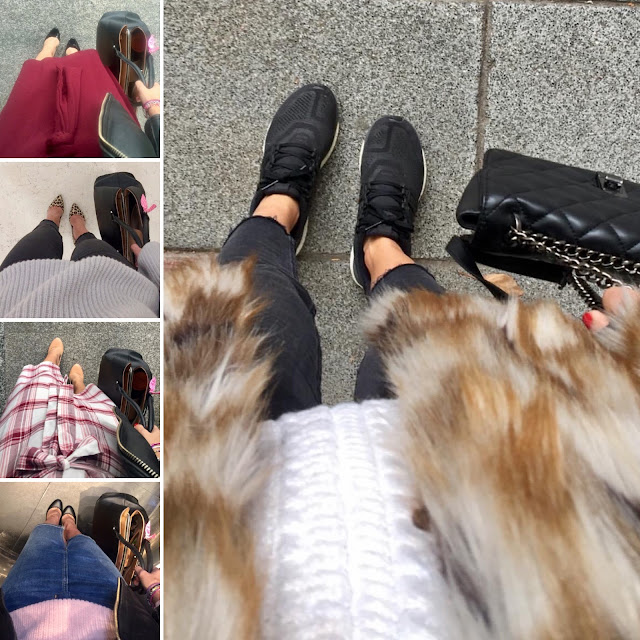 INSTA LOOKS, instagram, outfit, daily look, working girl, office, inspiration, otoño