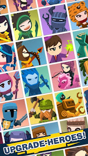 adalah sebuah idle game di mana player cukup membisu melihat proges game berjalan Unduh Game Android Gratis Tap Titans apk + obb