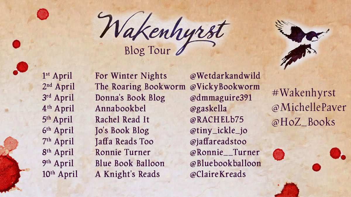 Wakenhyrst Blog Tour