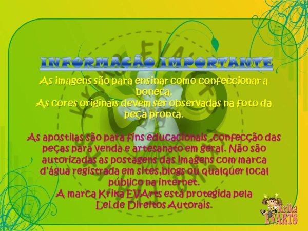 Artesanato com amor...by Lu Guimarães  Ponteira Princesa Jasmim 0558d947c47