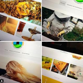 Vi bygger webbutik med inriktning honung, honung och honung