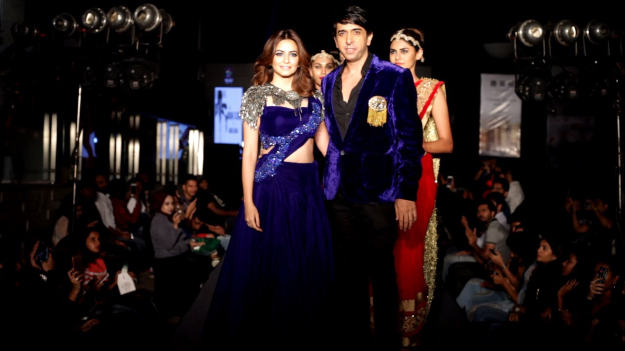 kriti kharbanda, Ramesh dembla, Fashionable One at 1 MG Lido Mall | Fourth Edition