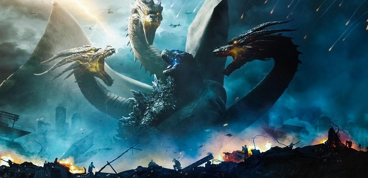 Godzilla II – Rei dos Monstros (2019) [Filme Dublado Download]