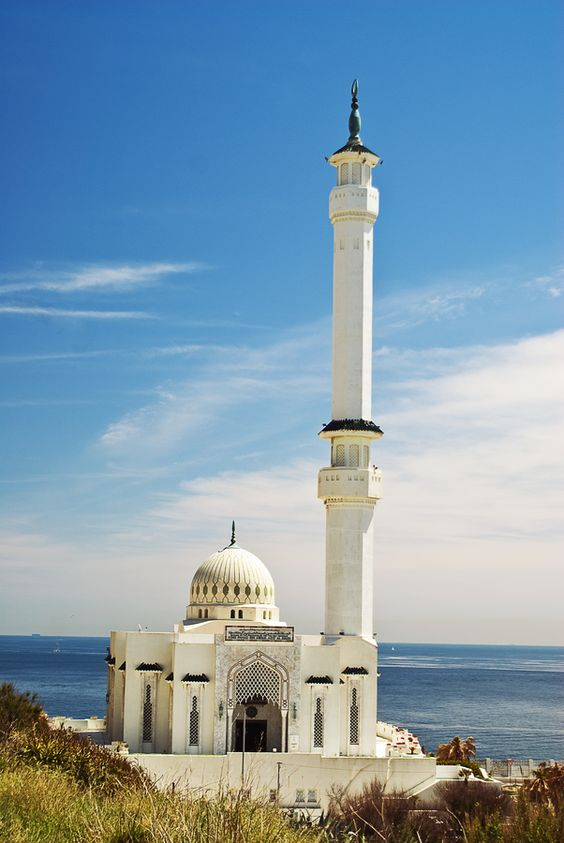 Free on Board (FOB) - Gibraltar: Mosque by Sven Bannuscher on 500px