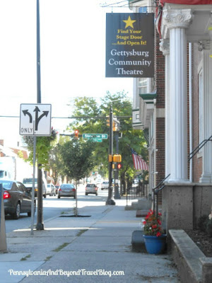 Gettysburg Community Theater in Pennsylvania
