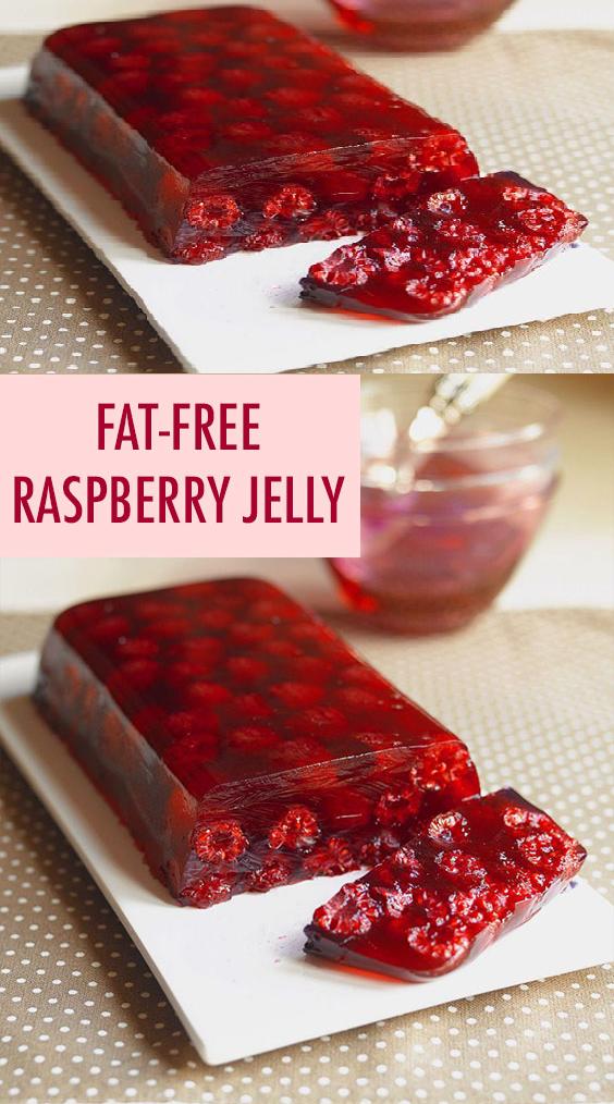 Fat-Free Raspberry Jelly