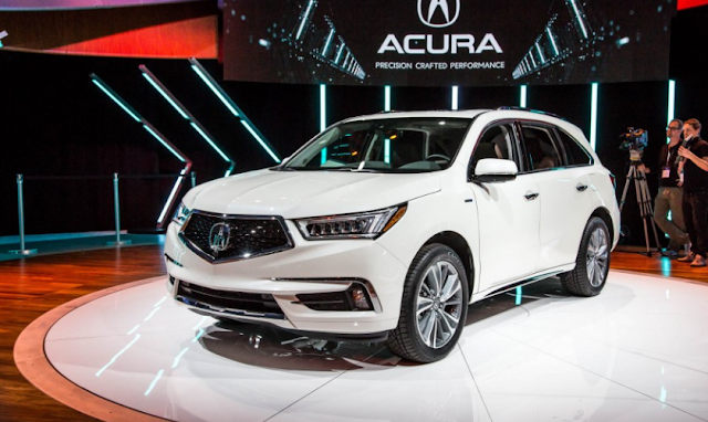 2018 Acura Rdx Redesign And Engine